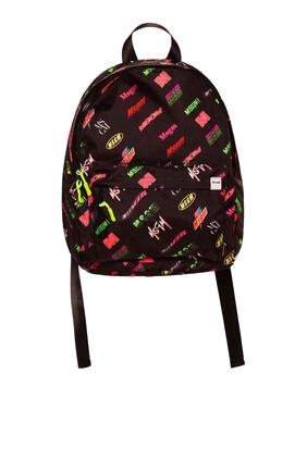 حقيبة ظهر بطبعة شعار الماركة
