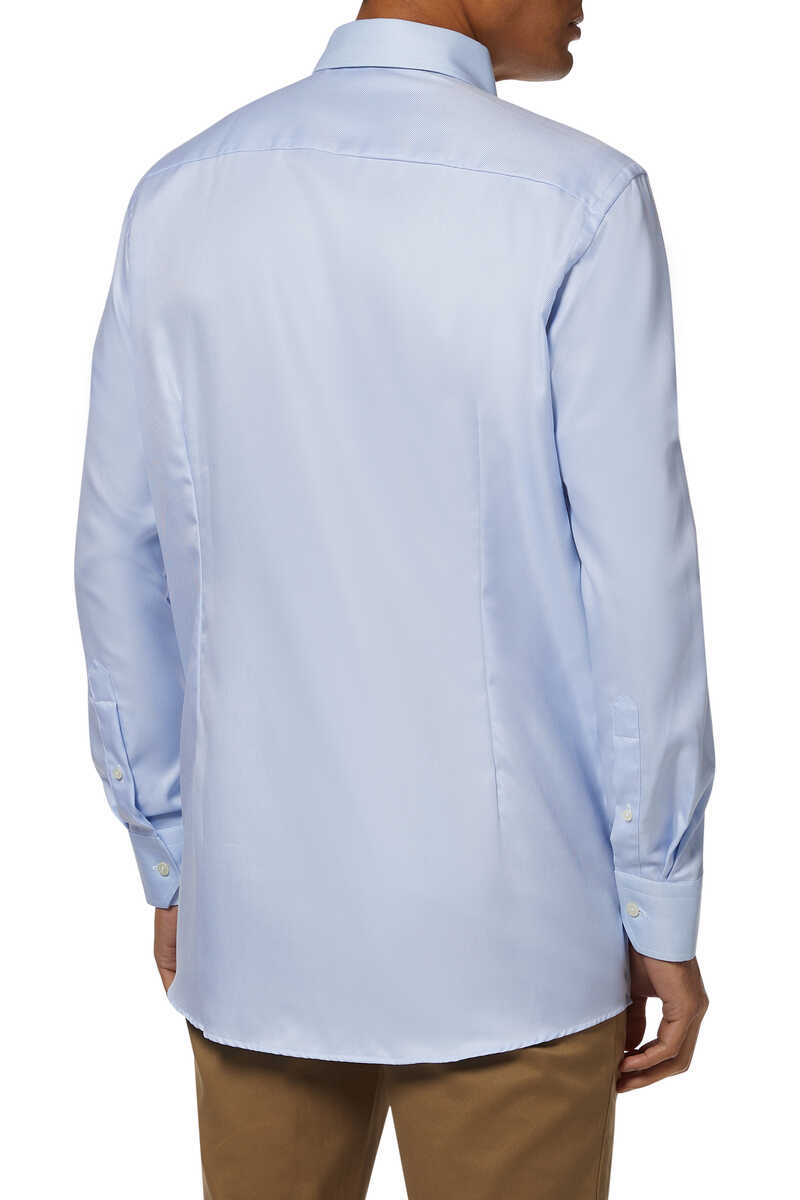 قميص من التويل المميز للماركة image number 3
