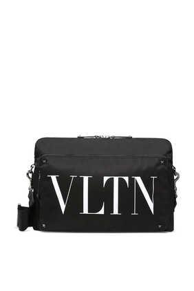 حقيبة مسنجر بطبعة VLTN
