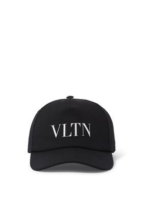 كاب بيسبول بطبعة شعار VLTN