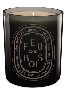 DTQ FEU DE BOIS CNDL GREY 300G
