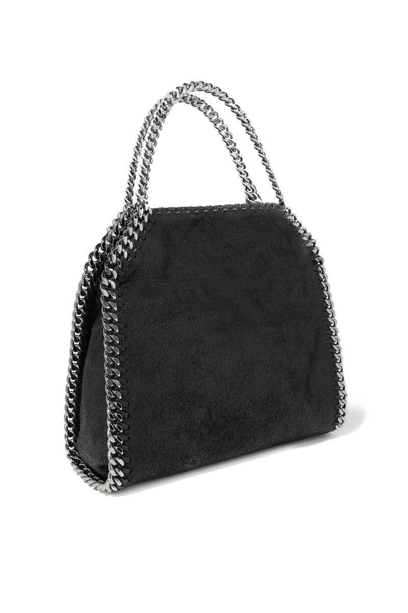 FALABELLA SHAGGY DEER MINIBELLA:Dark Green :One Size image number 2