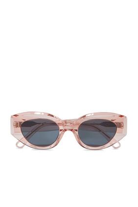 نظارة شمسية بيترا شفافة