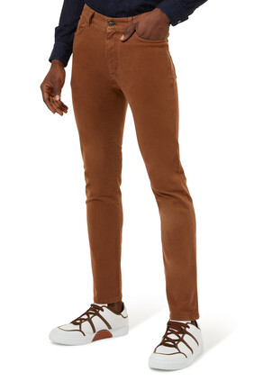 بنطال جينز قطن دينم