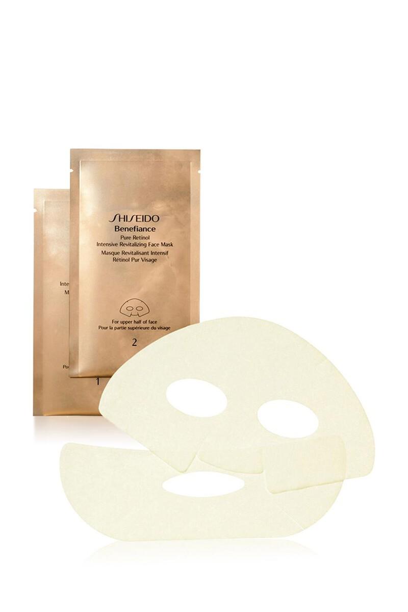 قناع الوجه بالرتينول النقي لاستعادة حيوية البشرة (4 أقنعة) image number 1