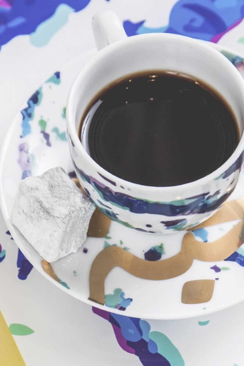 فنجان شاي فيروز image number 2