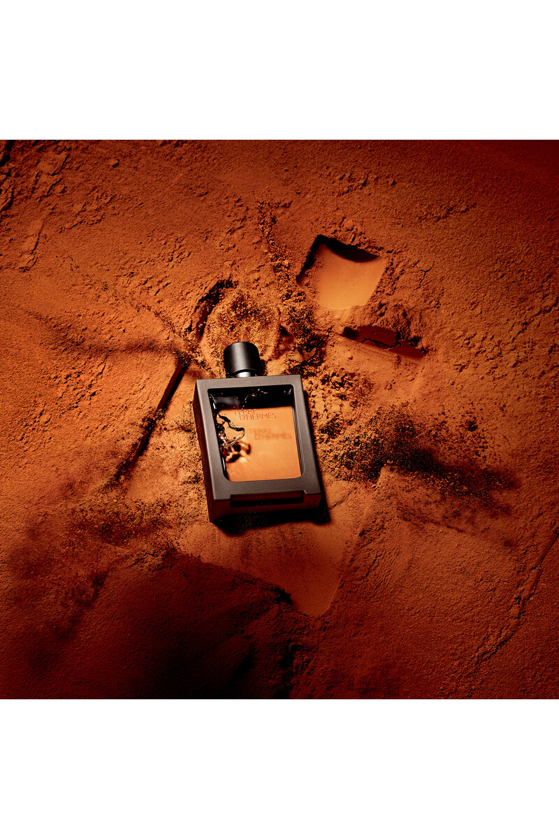 Parfum من مجموعة Terre d'Hermès، بخاخ للسفر سعة 30 مل وعبوة بديلة سعة 125 مل. image number 2