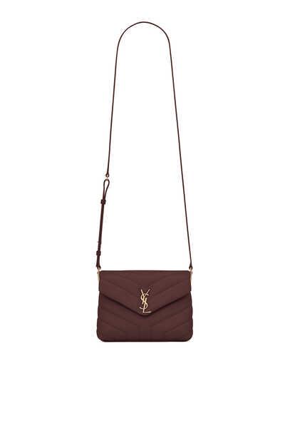 حقيبة لولو توي جلد مبطن بتصميم Y