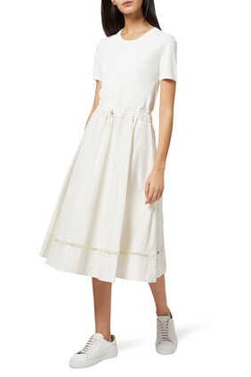 فستان تفتا ومنسوج