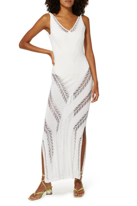 فستان ميمي طويل