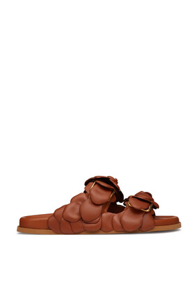حذاء مفتوح فالنتينو غارافاني أتيليه إصدار روز