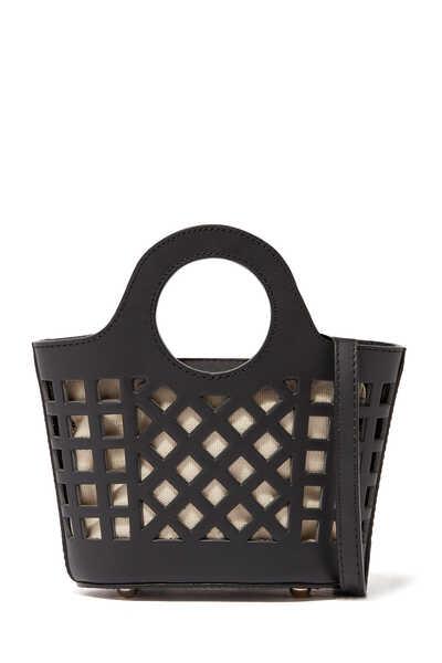 حقيبة يد كولمادو ميني بتصميم مزين بتفريغات