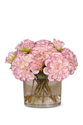 باقة زهور صناعية