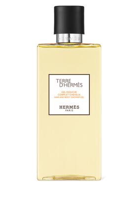 Terre d'Hermès, جَل دشّ للشعر والجسم