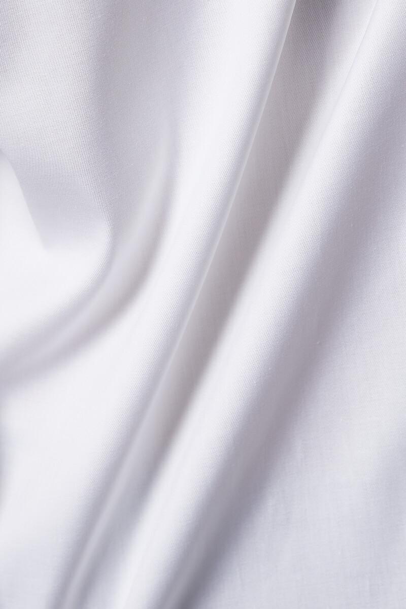 قميص بوبلين بأكمام طويلة image number 4