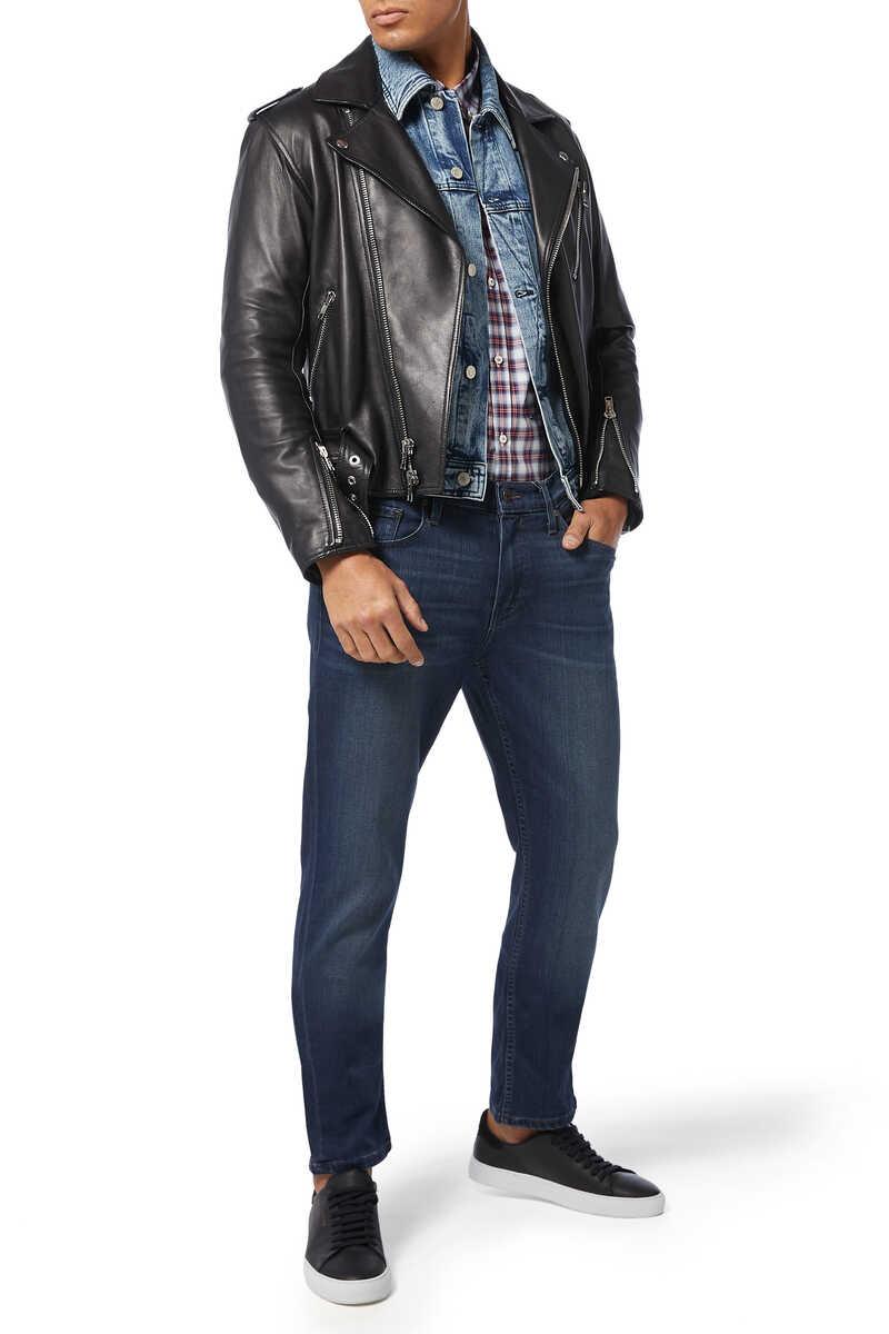 بنطال جينز فيدرال بلاكلي image number 2