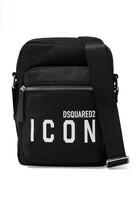 حقيبة مسنجر بطبعة Icon