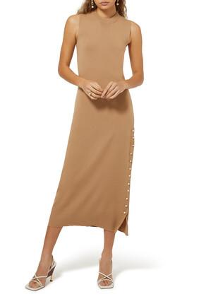 فستان مارجوت منسوج