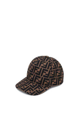 ACC BASEBALL CAP AOL:Brown :III