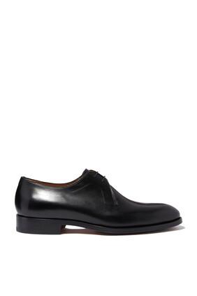 حذاء ديربي جلد