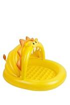 حمام سباحة قابل للنفخ بتصميم أسد