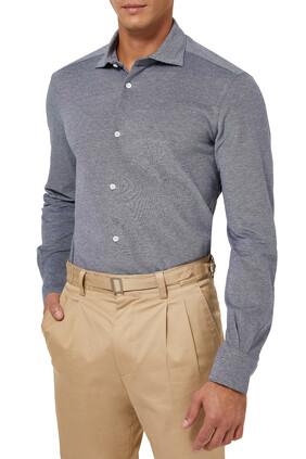 قميص من قماش معالج