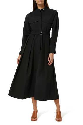فستان أميليا بحزام