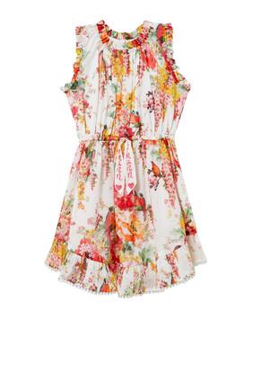 فستان ماي واسع