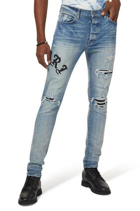بنطال جينز أولد انجليش