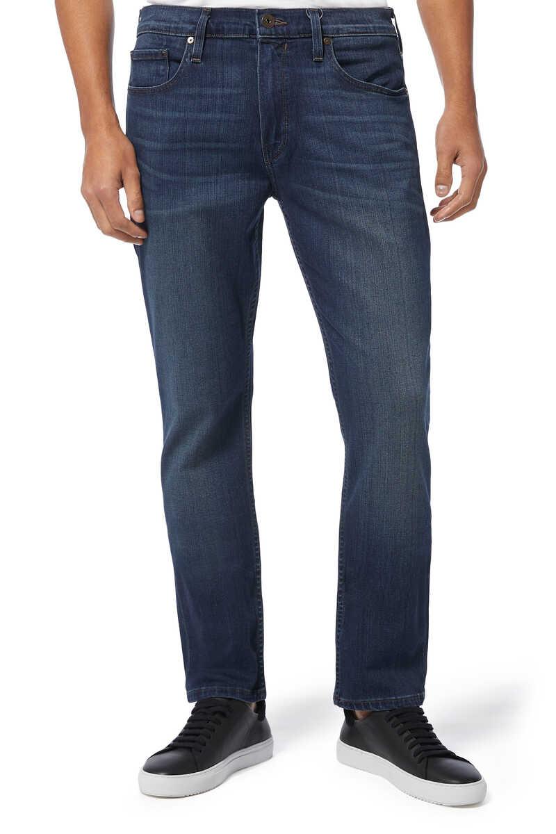 بنطال جينز فيدرال بلاكلي image number 1
