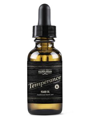 زيت تيمبرنس للعناية باللحية بدون عطر