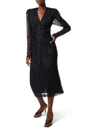 فستان هيذر دانتيل