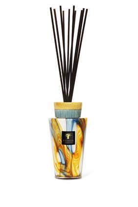 موزع عطر باو نرفانا هولي بغطاء بتصميم طوطمي