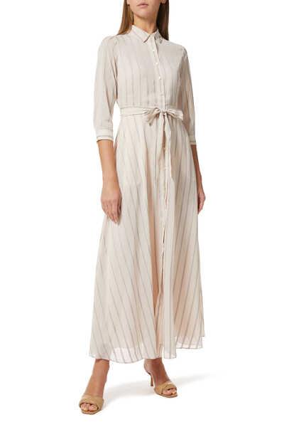فستان سافانا طويل