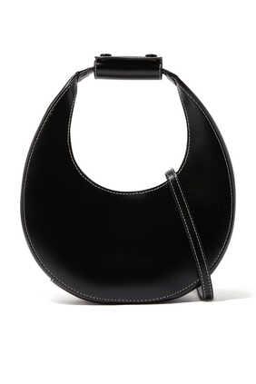 حقيبة جلد ميني مون