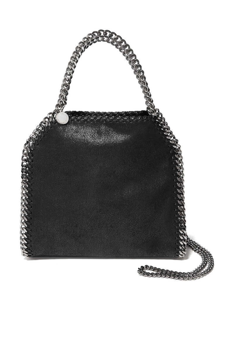 FALABELLA SHAGGY DEER MINIBELLA:Dark Green :One Size image number 1