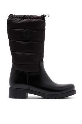 حذاء بوت جينيت مبطن