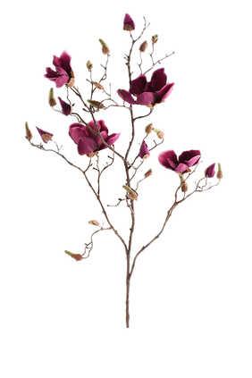 زهور ماغنوليا صناعية