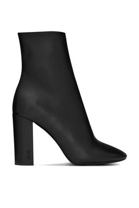 حذاء بوت لو بطول الكاحل