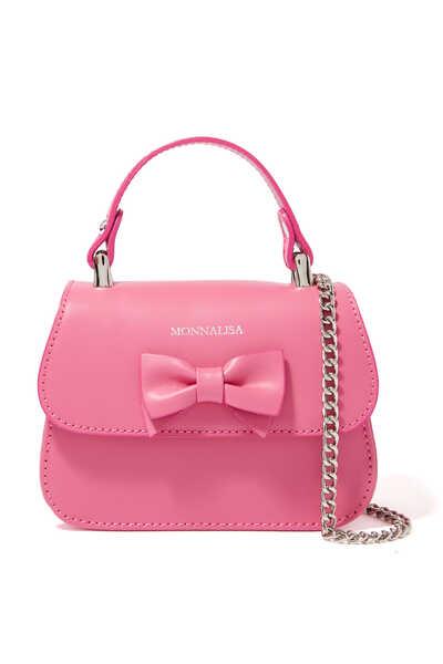 حقيبة بيد علوية وعقدة
