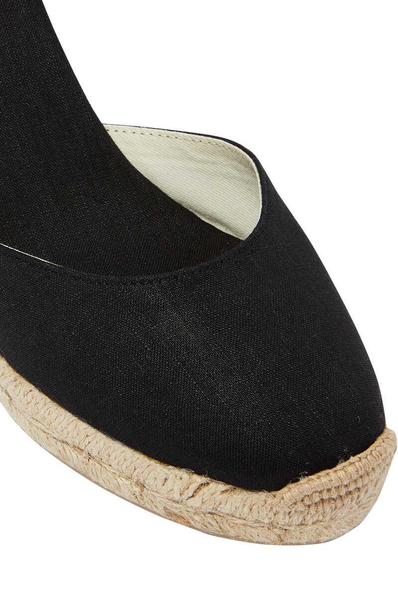 حذاء تول إسبادريل بكعب ويدج image number 3