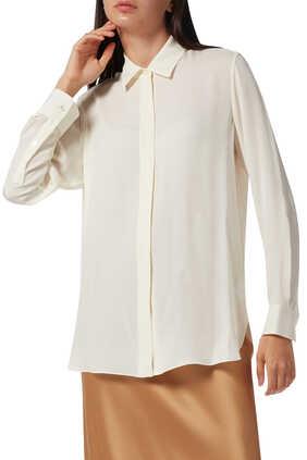 قميص كلاسيك بتصميم رجالي