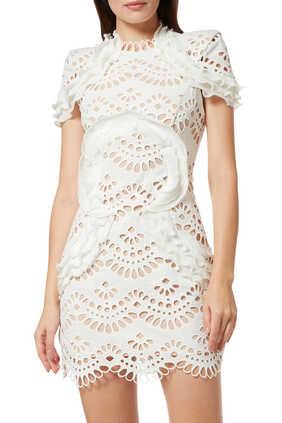 فستان كاباريه دانتيل
