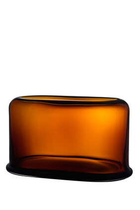 DJ VasE Nude Layers Large Amber:Light/Pastel Orange:One Size