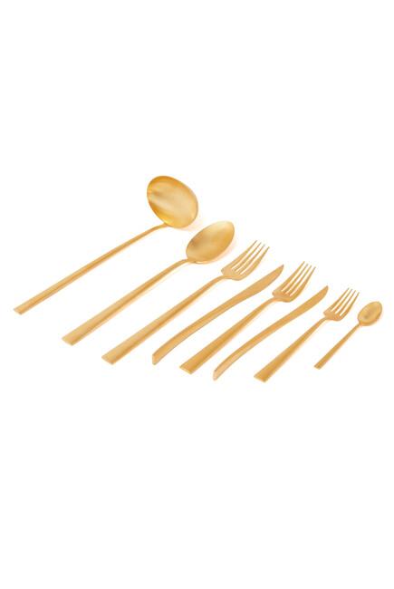 طقم أدوات مائدة دونا، 75 قطعة