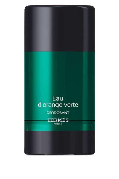 Eau d'orange verte, أنبوب مزيل للرائحة خالي من المواد الكحولية