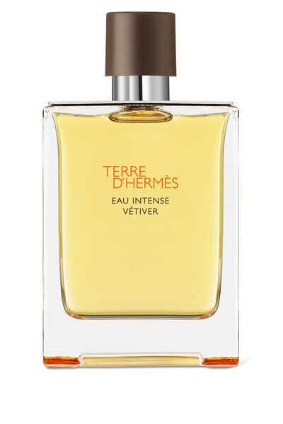 Terre d'Hermès Eau Intense Vétiver, ماء عطر