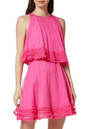 فستان مونلايت شيفون قصير