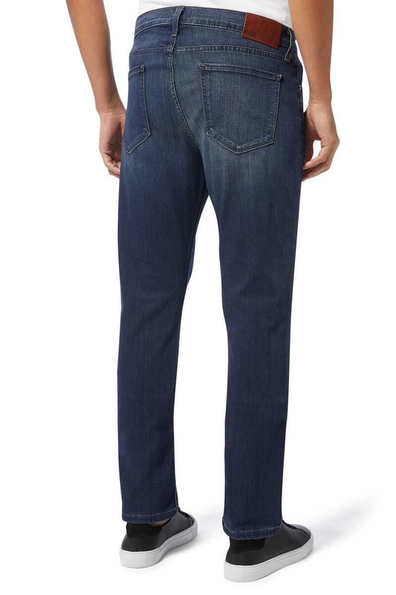 بنطال جينز فيدرال بلاكلي image number 3