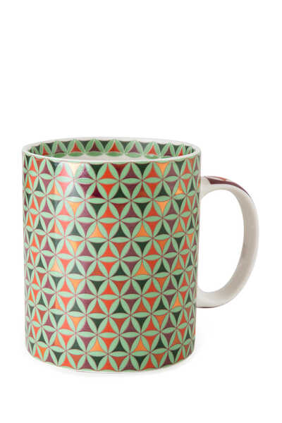 IDO Mug Opera Porcelain 250ml:Multi Colour:One Size